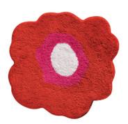 Poppy Rug - Red