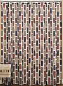 Scottsdale - Fabric Shower Curtain
