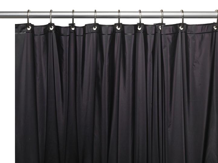 Vinyl Shower Curtain Liner 3 Gauge
