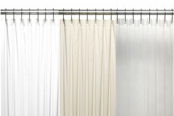 Stall Size Vinyl Shower Curtain Liner Save Today