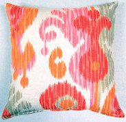 Journey Throw Pillows (Set of 2) - Fruity