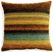Spectrum Throw Pillows (Set of 2) - Earth