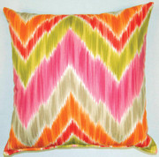 Tribal Find Throw Pillows (Set of 2) - Fruity