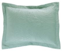 Lenore Pillow Sham - Spa