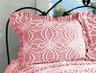 Rosa Chenille Bedspreads  - Pink