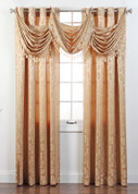 Leah Grommet Top Curtains - Available in 4 Colors
