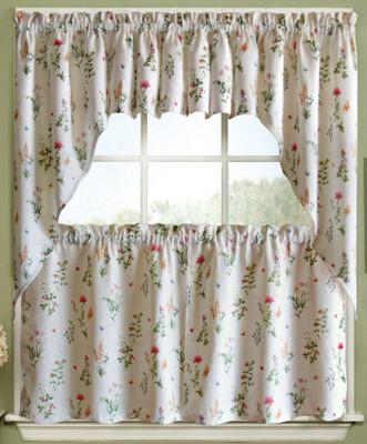 english garden kitchen curtains