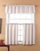 Fleetwood Kitchen Curtain - Linen