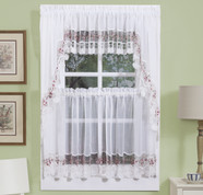 Vintage Valance - Available in Rose, Gold, Blue