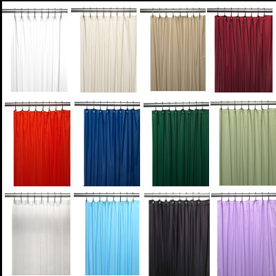 Shower Curtain Liner Sizes Shower Curtain Liner Fabric