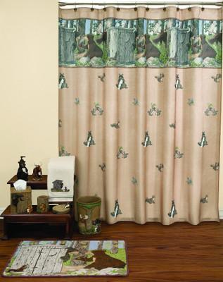 Shower Curtains bathroom ensembles shower curtains : Kazoo Shower Curtain & Bathroom Accessories - Linens4Less.com