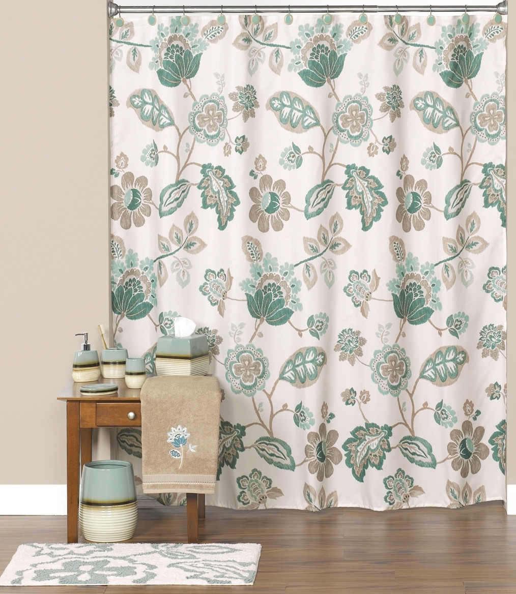 Kazoo Shower Curtain Amp Bathroom Accessories