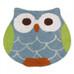 Hooty Owls soap dish