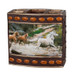 Horse Canyon toothbrush holder