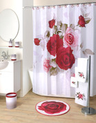 Prelude Rose bathroom accessories collection