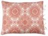 Trina Reversible Pillow Sham - Cinnamon
