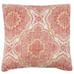 Trina Reversible Throw Pillow - Cinnamon