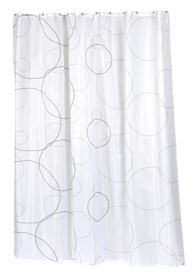 Ava - Fabric Shower Curtain