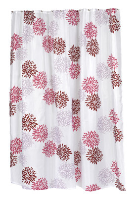 Emma - Fabric Shower Curtain