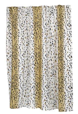 Hailey - Fabric Shower Curtain
