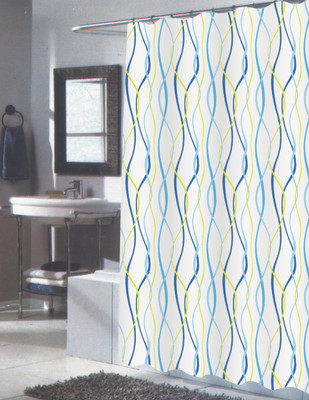 Claire Extra Long Shower Curtain
