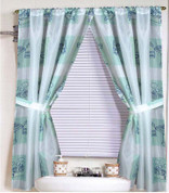 Bathtime - Fabric Window Curtain