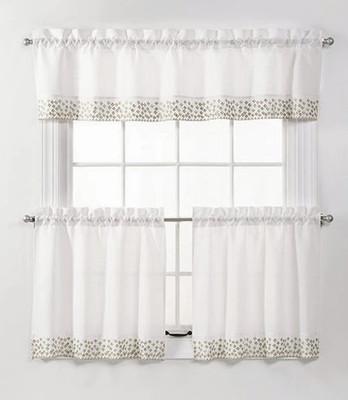 Olivia Kitchen Curtain | Blush, Provence