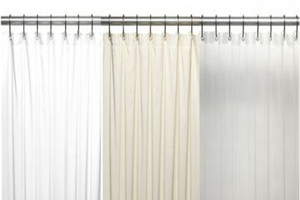 Shower Curtain Liner Sizes Shower Curtain to Go with Brown