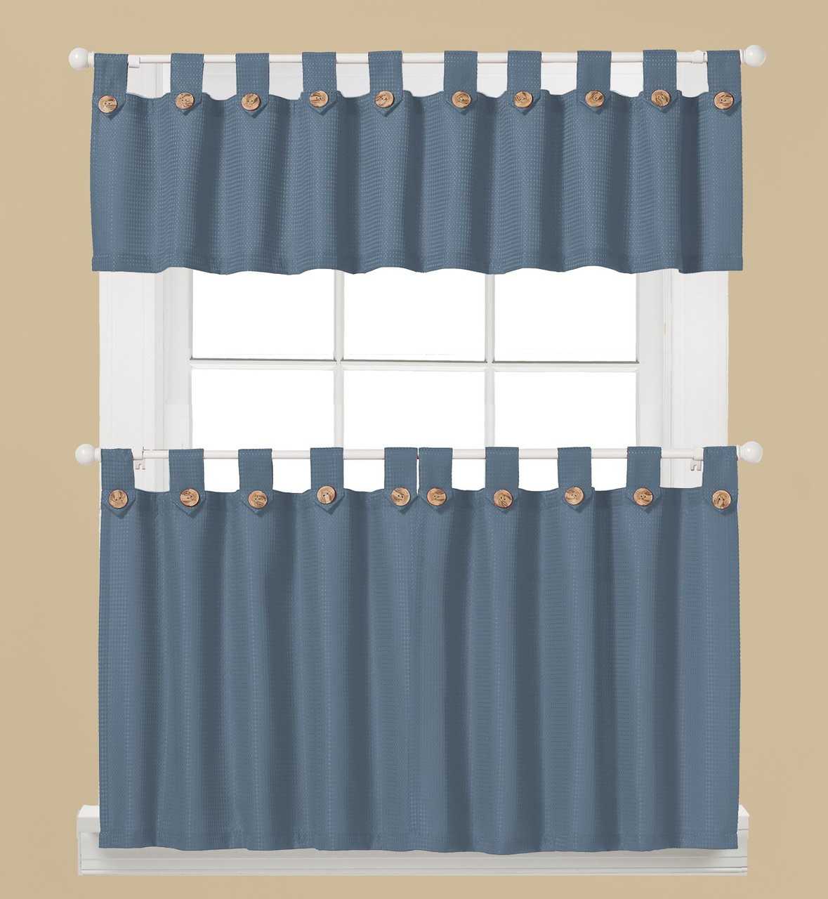 New Kitchen Curtains For Less: Westlake Kitchen Curtain