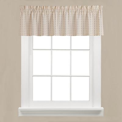 Hopscotch Kitchen Curtain Valance