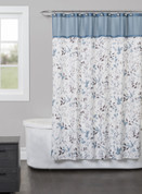 Passel Fabric Shower Curtain from Saturday Knight