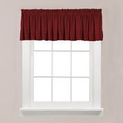 Holden kitchen valance - Garnet from Saturday Knight