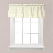 Holden kitchen valance - Natural from Saturday Knight