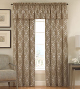 Carlyle Rod Pocket Curtains from Lorraine Home