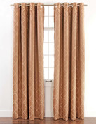Envision Blackout Grommet Top Curtain Panel - Bronze