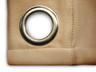 Ultimate Blackout Grommet Top Curtains sand
