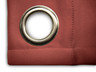 Ultimate Blackout Grommet Top Curtains garnet