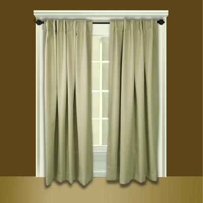 Grand Pointe Rod Pocket Curtains