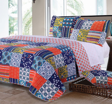 Arianna Quilt SET from Greenland