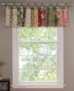 Antique Chic valance from Greenland