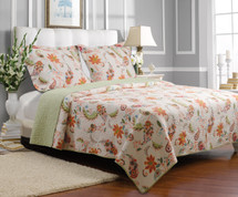 Barcelona Quilt SET from Greenland