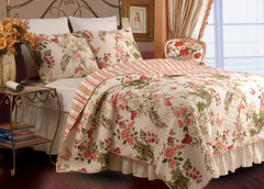 Butterflies Quilt SET from Greenland