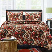 Folk Festival Quilt SET from Greenland
