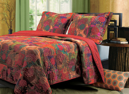 Jewel Quilt Set from Greenland