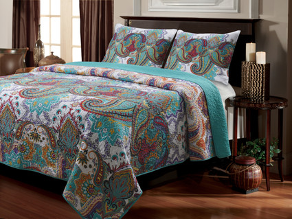 Nirvana Quilt Set from Greenland