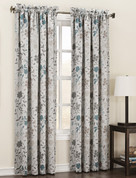 Brody Room Darkening Rod Pocket Curtains - Stone from Lichtenberg Sun Zero