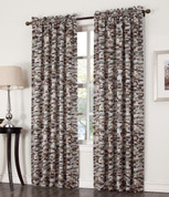 Quinton Room Darkening Rod Pocket Curtains - Steel from Lichtenberg Sun Zero