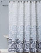 Zamora Shower Curtain from Saturday Knight