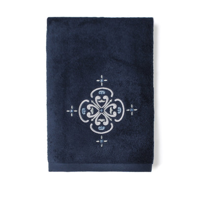 Zamora bath towel from Saturday Knight