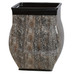 Borneo wastebasket from Creative Bath